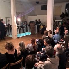 Spazio Tadini durante un evento