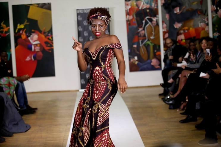 Giuliano Leone, Afro Fashion week