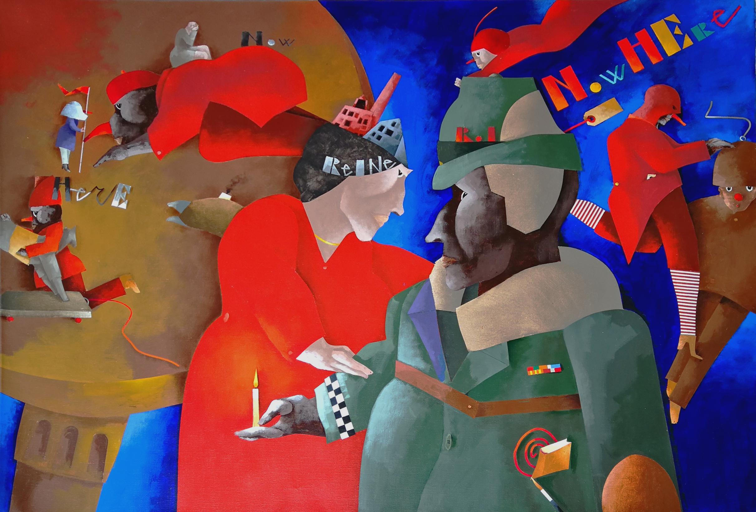 Viaggi dell'arte: le donne di Emilio Tadini